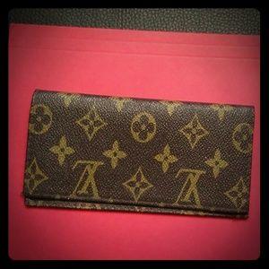 Louis Vuitton Checkbook Holder
